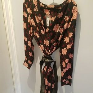 The Limited *Brand New* Floral Dress